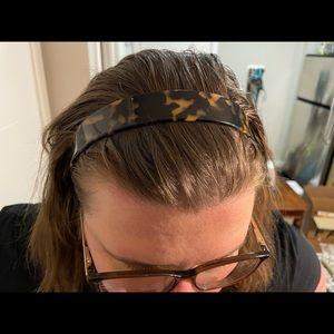 J Crew Tortoise Headband